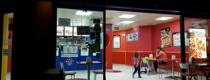 Domino's Pizza is one of Tempat yang Disukai 🌜🌟hakan🌟🌛.