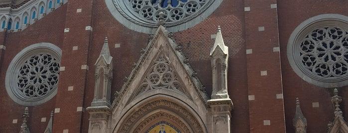 Церковь Святого Антония Падуанского is one of 🌜🌟hakan🌟🌛 : понравившиеся места.