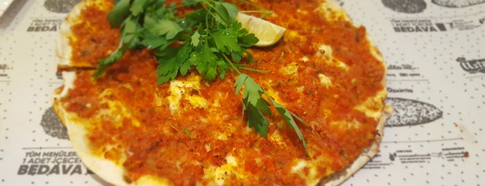 Ustasından Lahmacun is one of 🌜🌟hakan🌟🌛 님이 좋아한 장소.