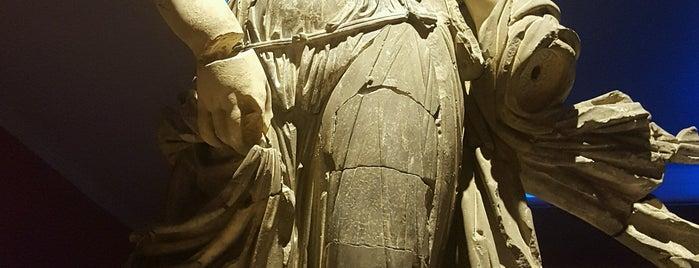 Antalya Arkeoloji Müzesi is one of Locais curtidos por 🌜🌟hakan🌟🌛.