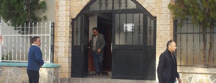 Dağınıkevler Yeşil Camii is one of Posti che sono piaciuti a 🌜🌟hakan🌟🌛.