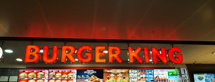 Burger King is one of Lieux qui ont plu à 🌜🌟hakan🌟🌛.