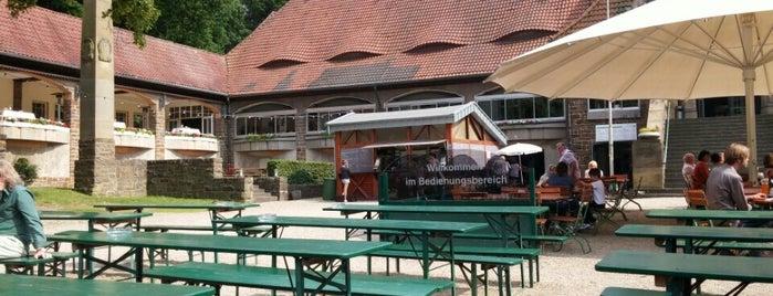 Stadtwaldhaus is one of Andre 님이 좋아한 장소.