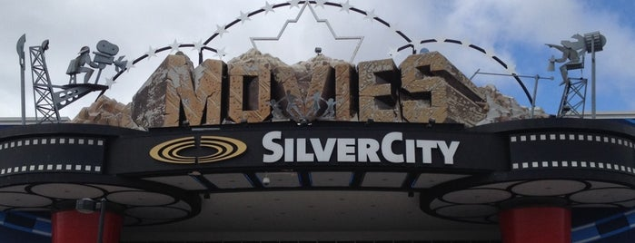 SilverCity Mississauga Cinemas is one of Entertainment.