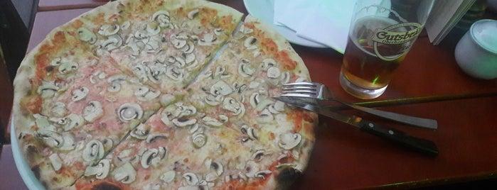 La Pizzeria is one of Lieux sauvegardés par Jessy.