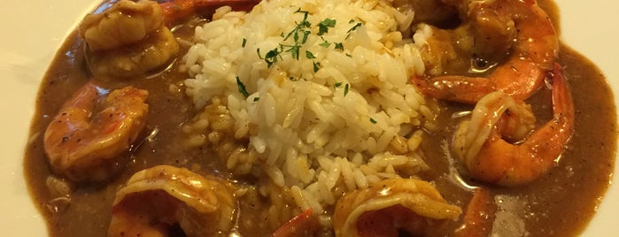 Gumbo is one of Tapeo.