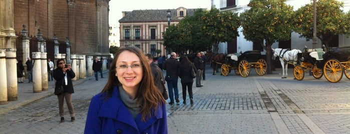 Plaza del Salvador is one of Favourite Places.