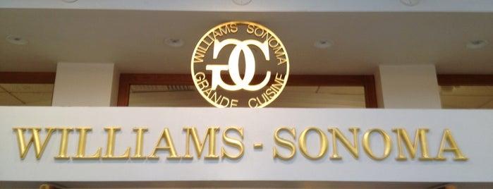 Williams-Sonoma is one of Locais curtidos por C.