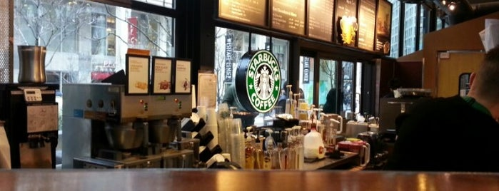 Starbucks is one of 100 Places To Eat & Drink in Belltown (Seattle).