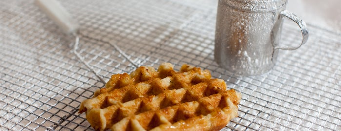 Wafels & Dinges - Goesting Cart is one of CUPS App.