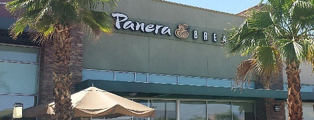 Panera Bread is one of Eats.