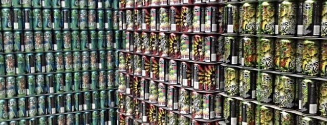Pipeworks Brewing Company is one of Chicago area breweries.