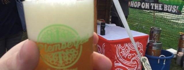 Lawson's Finest Liquids is one of Bières des États.