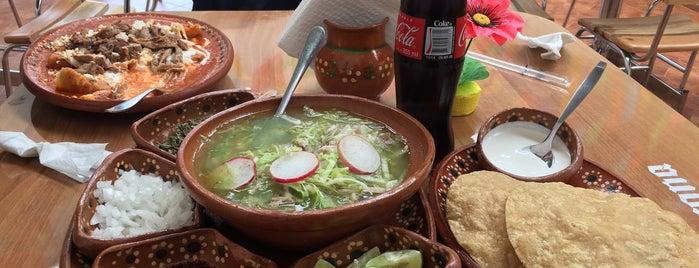 El Huaje is one of Comer.