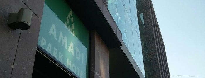Amadi Park Hotel is one of Posti che sono piaciuti a Bogdan.