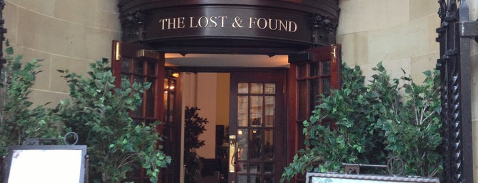 The Lost & Found is one of Orte, die Carl gefallen.