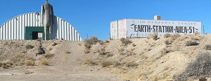 Extraterrestrial Highway is one of World Ancient Aliens.
