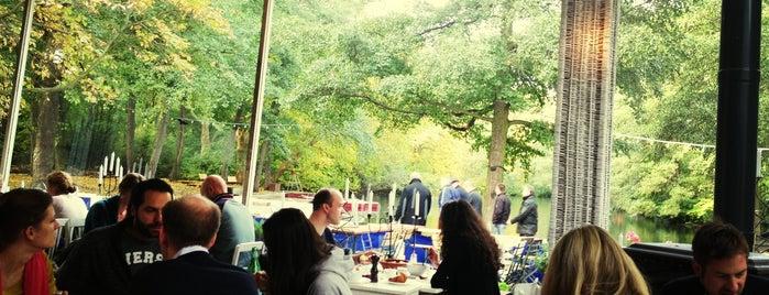 Café am Neuen See is one of Bons plans Berlin.
