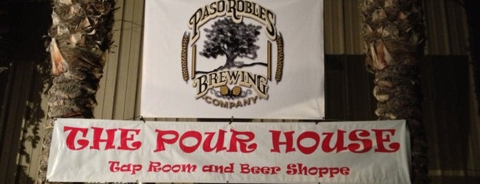 Paso Robles Brewing Co. & Pour House Tap Room is one of California Breweries 3.