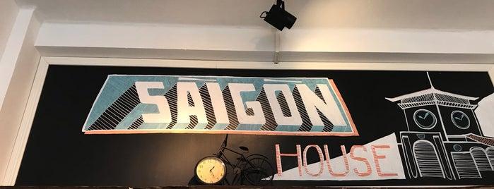 Saigon House is one of Salla: сохраненные места.