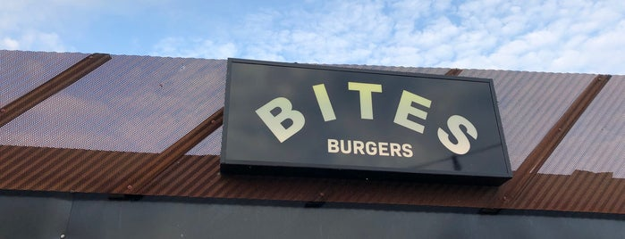 Bites Burgers is one of My Saved Venues in Finland.