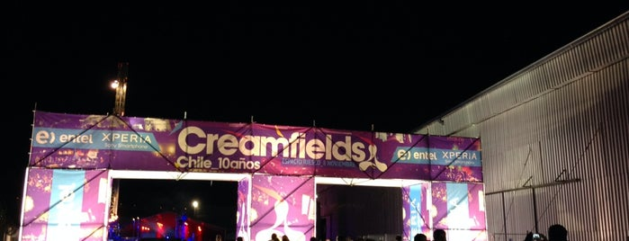 Creamfields Chile 2013 is one of Tempat yang Disukai Sixta.