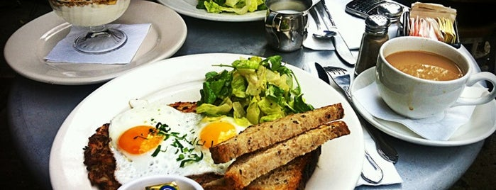 Cafe Orlin is one of Brunch & Lunch NYC.