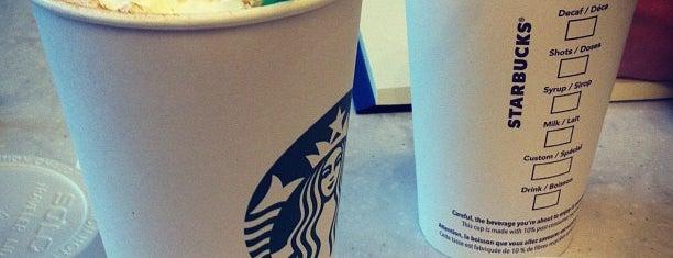 Starbucks is one of Posti che sono piaciuti a Zoë.