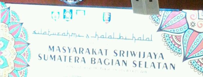 Kementerian Pariwisata dan Ekonomi Kreatif RI is one of My Places :).