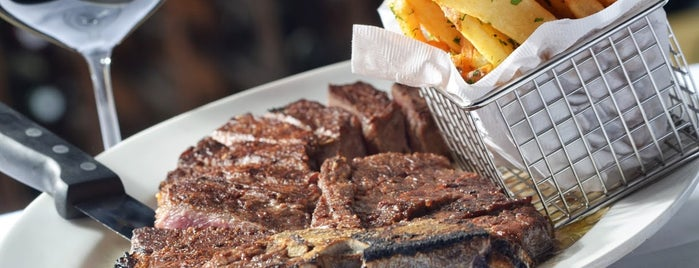 Benjamin Steakhouse is one of The best Steakhouses.