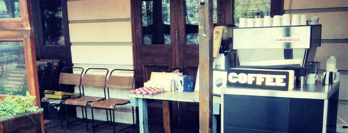 Black Box Coffee is one of Specialty Coffee Shops (London).