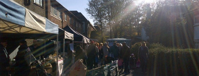 Crystal Palace Food Market is one of Antonellaさんのお気に入りスポット.