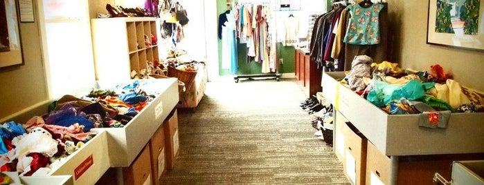 Vintage By The Pound is one of Thrift & Vintage Portland Oregon.