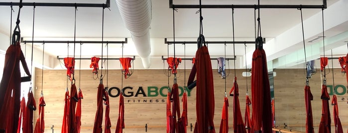 Yogabody Fitness 1 is one of Barcelona.