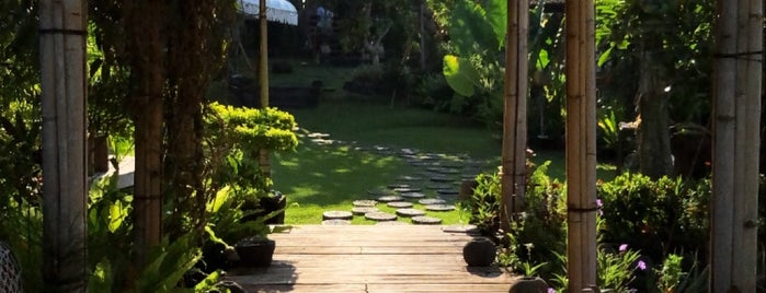 Desa Seni Yoga Studio is one of Bali.