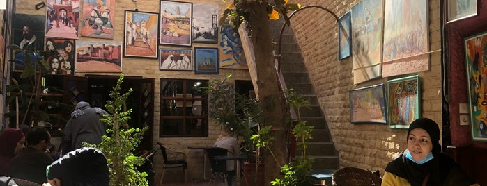 Patisserie Driss is one of Wind me up in Essaouira.