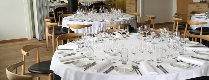 Varna Restaurant is one of White Guide Nordic 2015: Masterclass.