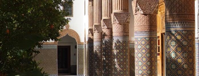 Dar el Bacha is one of Morocco 🇲🇦.