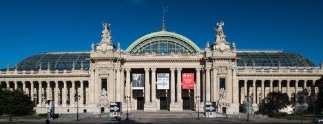Grand Palais is one of Paris.