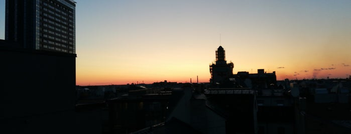 d'arte terrace is one of TODO in Riga.