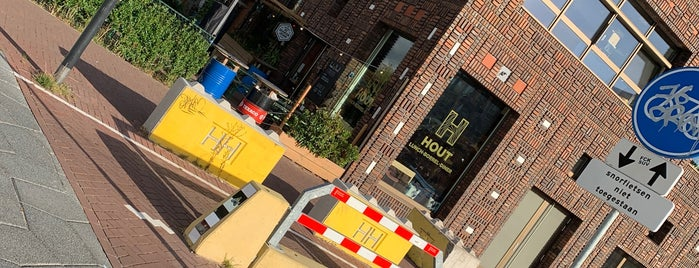Bar Hout is one of To do Amsterdam.