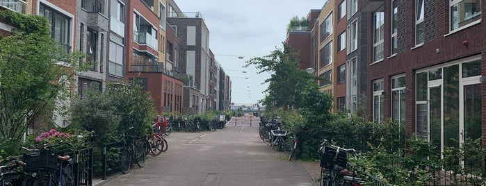 Houthaven is one of Best of Amsterdam.