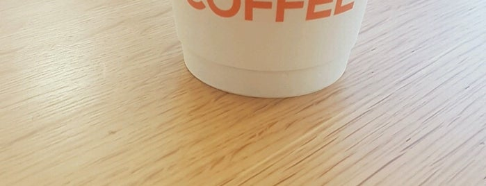 Compass Coffee is one of Washington DC.