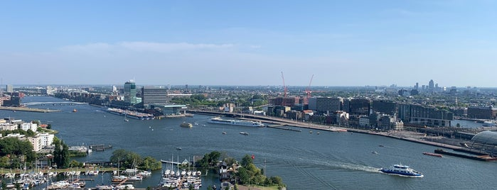 A'DAM Lookout is one of AMS.