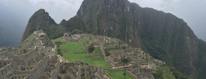 มาชูปิกชู is one of Peru.