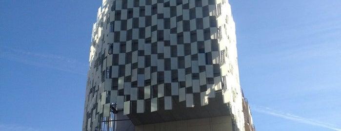 FRAC PACA is one of 建築マップ ヨーロッパ.