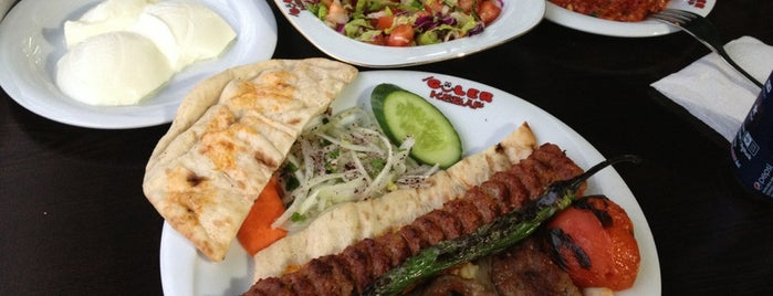 Güler Kebap is one of Git.