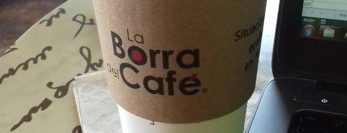 La Borra del Café is one of Lieux qui ont plu à Irving.
