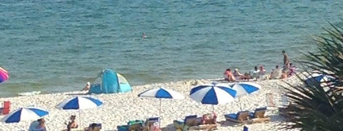 Orange Beach/Gulf Shores City Limts is one of Lugares guardados de Roy.