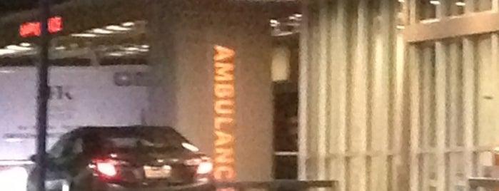 JFK Emergency Room is one of WORK.